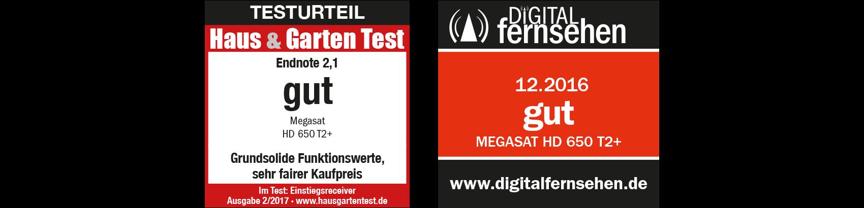 HD 650 T2+ - Megasat