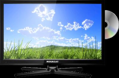 New camping TVs: Megasat shows Royal Line II - Megasat